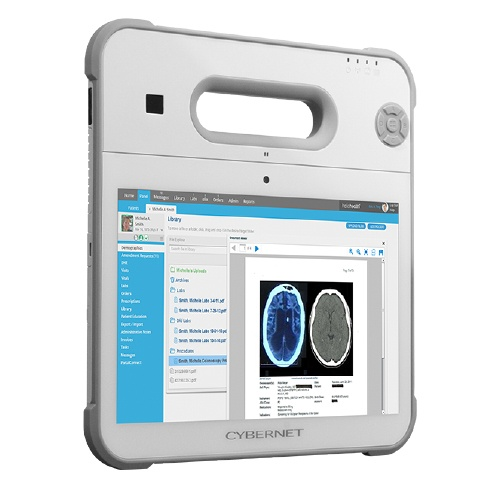 CyberMed Rx�10.1 Rugged Medical Tablet
