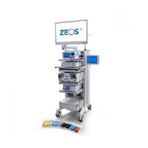 compact cart - aplicação para artroscopia
