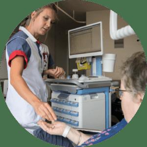 Validação e Administração da Medicação
